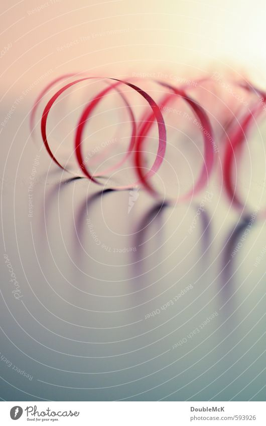 RINGELnatter blau Farbe rot Freude gelb Spielen Feste & Feiern Party orange Dekoration & Verzierung Geburtstag Papier dünn Silvester u. Neujahr lang Karneval