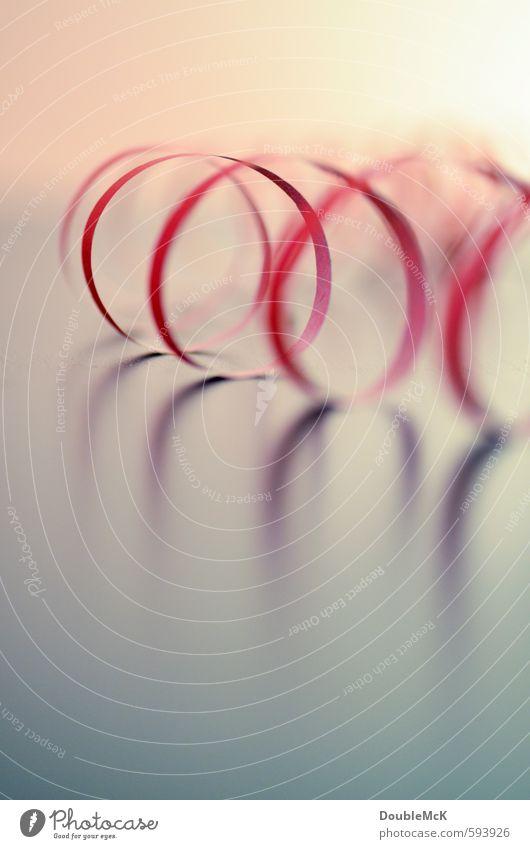 RINGELnatter Freude Party Feste & Feiern Karneval Silvester u. Neujahr Geburtstag Papier Dekoration & Verzierung Luftschlangen Spielen dünn blau gelb orange rot