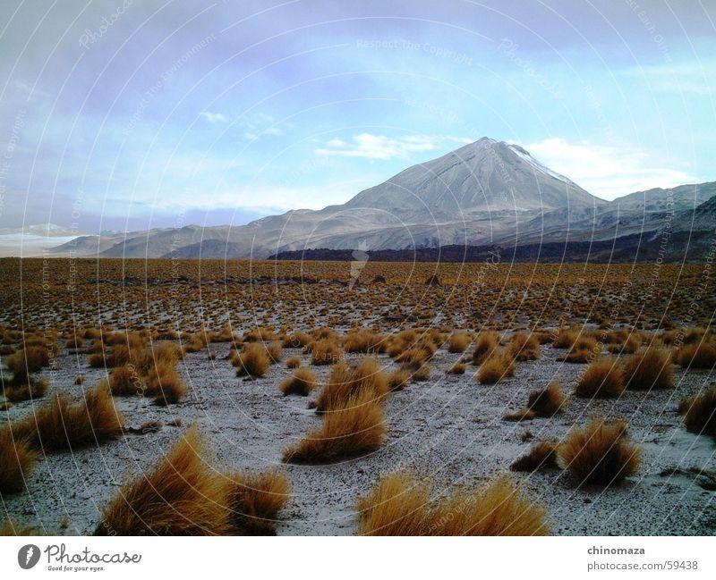 Licancabur Chile Salar de Atacama