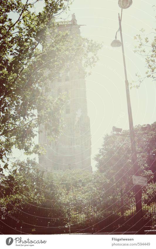 Paris Ferien & Urlaub & Reisen Tourismus Ausflug Abenteuer Ferne Freiheit Sightseeing Städtereise Hauptstadt Stadtzentrum Altstadt Skyline überbevölkert