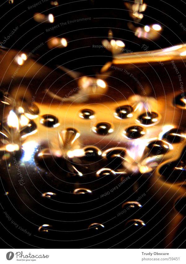 water & air Wasser schwarz braun orange Wassertropfen Getränk Flüssigkeit Konstruktion Flasche durcheinander Oberfläche Versuch Behälter u. Gefäße Furche unklar Formation