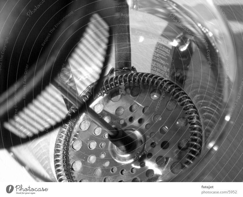 Bistrokanne Glaskanne Küche Pressstempelkanne Kaffee