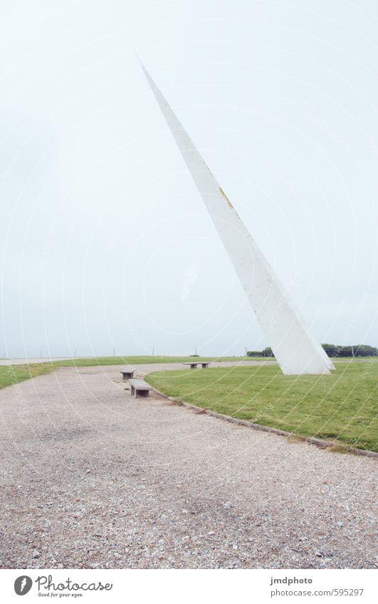 Stairway to Heaven Kunst Kunstwerk Skulptur Architektur Kultur Klima Wetter Menschenleer Park Bauwerk Sehenswürdigkeit Wahrzeichen Denkmal Wege & Pfade