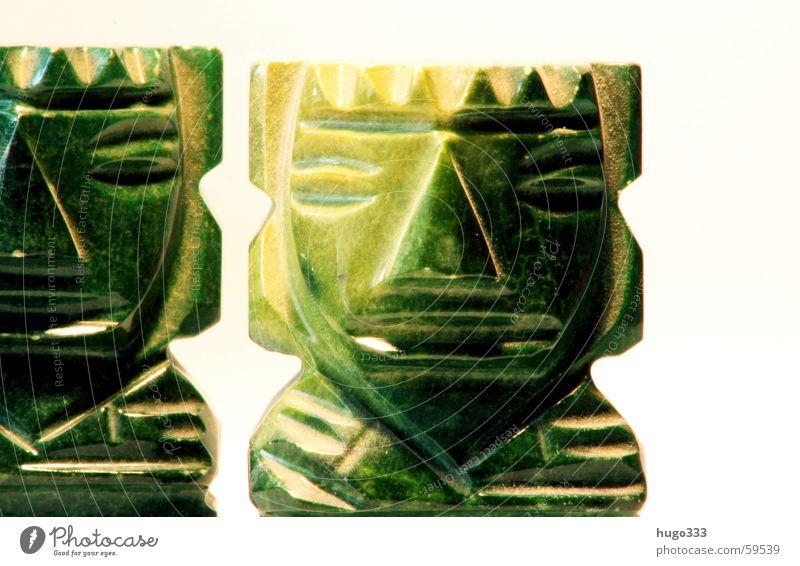 Jade Götter Azteken geheimnisvoll Kultur kultig jade Mexiko aztec mysteriously figures gods culture