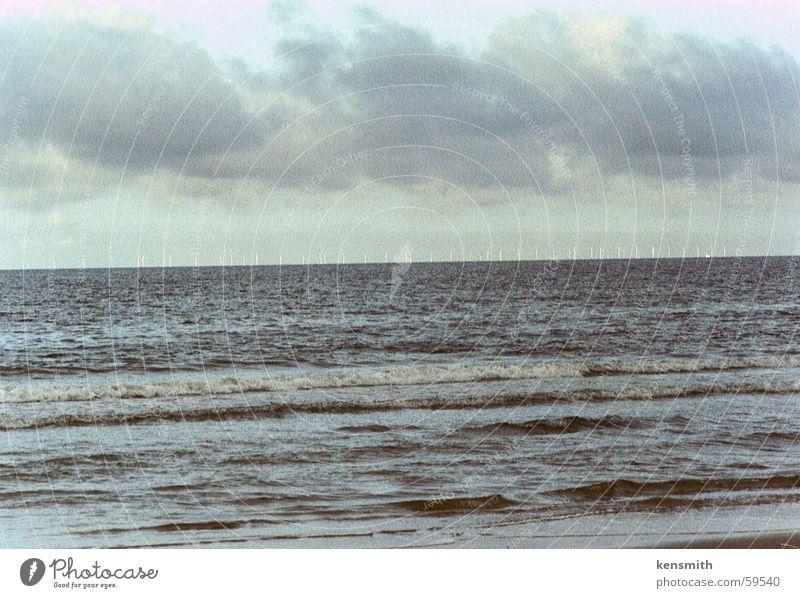West Jytland Wasser Meer Strand Ferien & Urlaub & Reisen