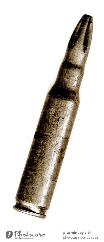 Patrone Metall Krieg Waffe Patrone Bildart & Bildgenre