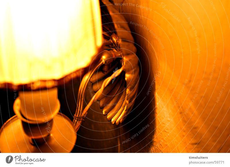 Hinterm Licht ruhig Lampe Foyer