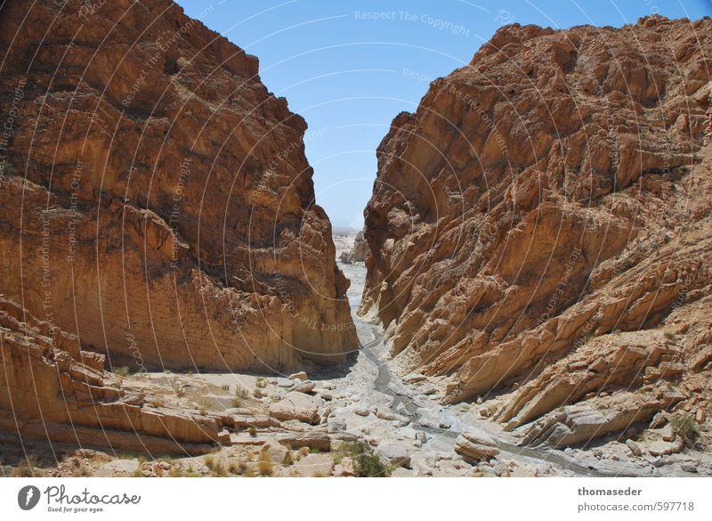 canyon panorama Natur Ferien & Urlaub & Reisen Sommer Sonne Landschaft Berge u. Gebirge Felsen Tourismus wandern Kultur Unendlichkeit Jahreszeiten Fluss Bildung Afrika Sightseeing
