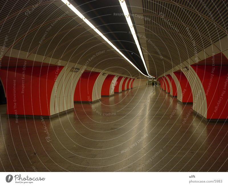 U3 Westbahnhof Wien Architektur