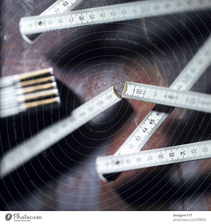 Meterstab Gebäude Freizeit & Hobby planen Handwerk Werkstatt Werkzeug Handwerker Zollstock Tischler Hausbau Elektromonteur Zimmerer Bildhauer Gewerbebau