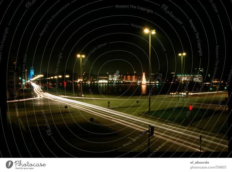 Hamburg Stadt Lampe PKW