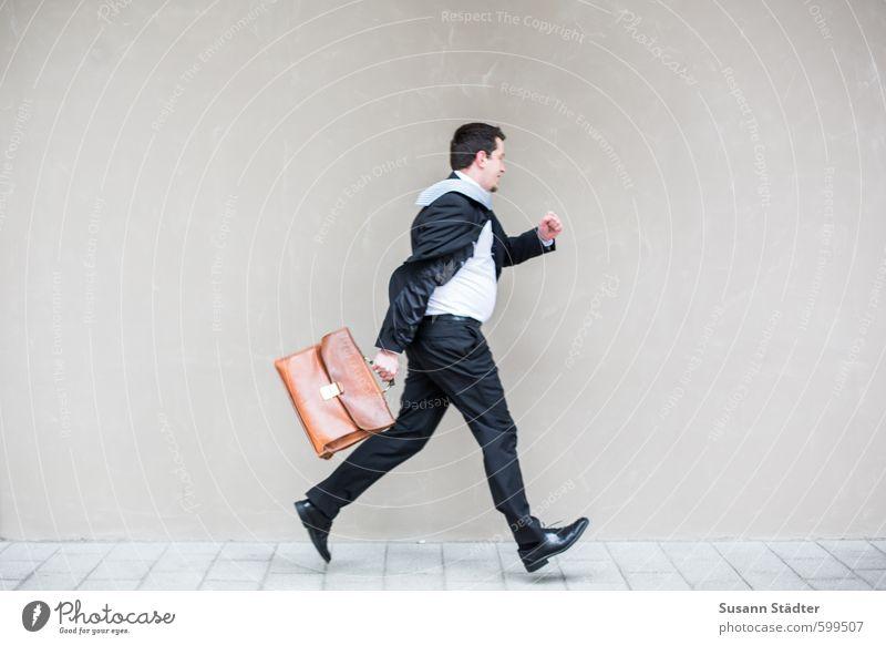 step out maskulin Junger Mann Jugendliche Erwachsene Körper 1 Mensch 18-30 Jahre 30-45 Jahre Arbeit & Erwerbstätigkeit Bewegung fliegen rennen sportlich