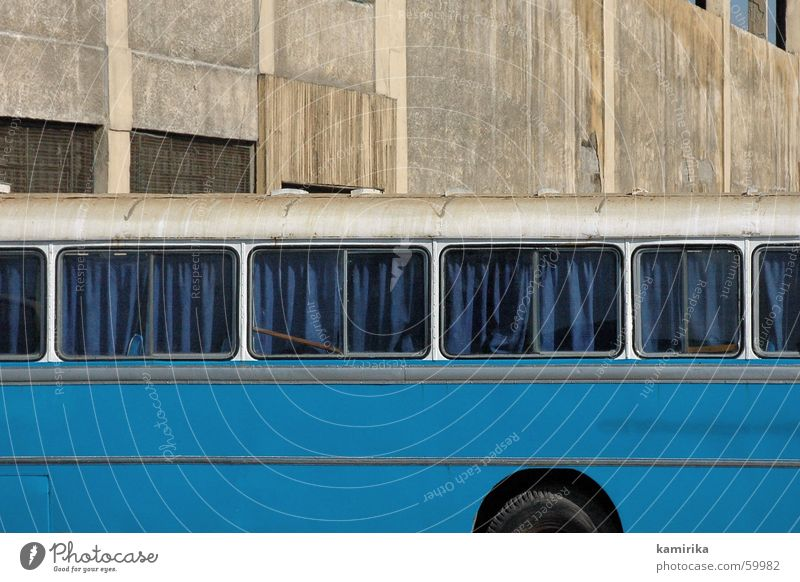 bluetooth blau Ferien & Urlaub & Reisen Wand Eisenbahn Ausflug fahren Afrika Bus Vorhang Gardine Ägypten Eisenbahnwaggon Anhalter