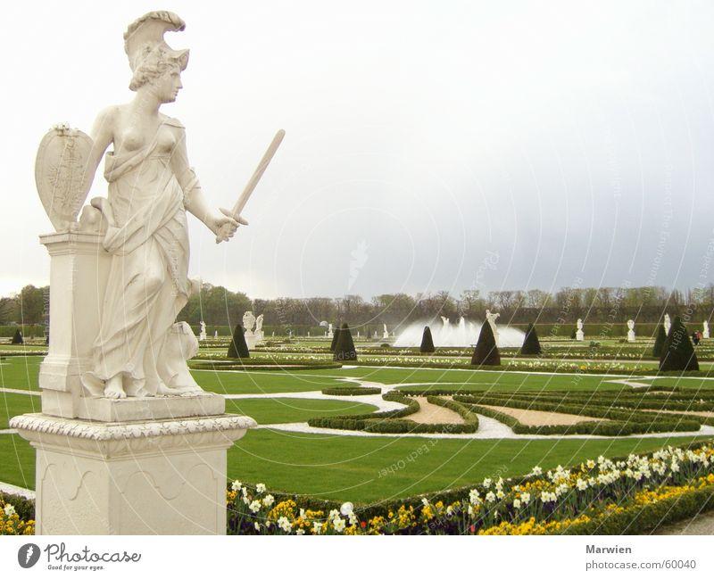 Europa Hannover Garten Europa Statue Herrenhäuser Gärten