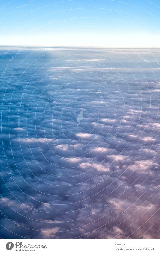 Wir bleiben wach bis die Wolken wieder lila sind Himmel Natur blau Umwelt Luft rosa nur Himmel