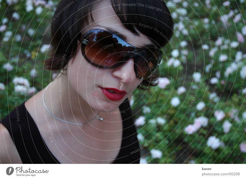 Jaques 01 Blume Sommer Sonnenbrille
