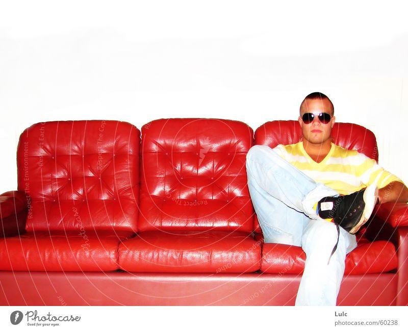 Mr. Tough Sofa guard Coolness sunglasses