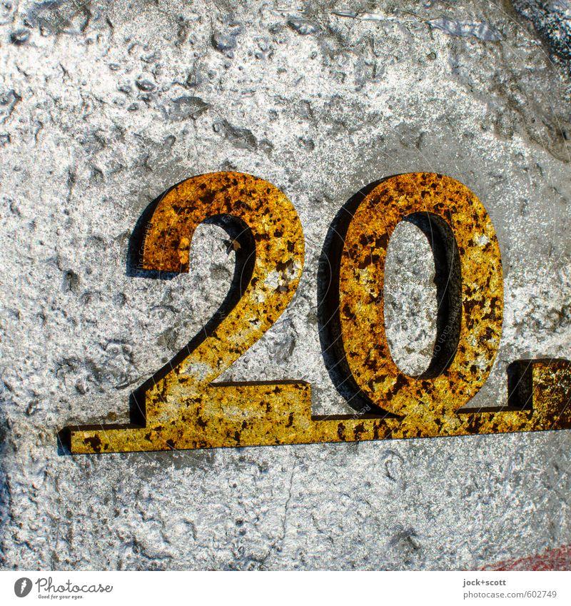Gold und Silber Kultur Denkmal Berliner Mauer Sammlerstück Beton Metall Rost 20 elegant fest historisch gold silber Stimmung Einigkeit authentisch Weisheit