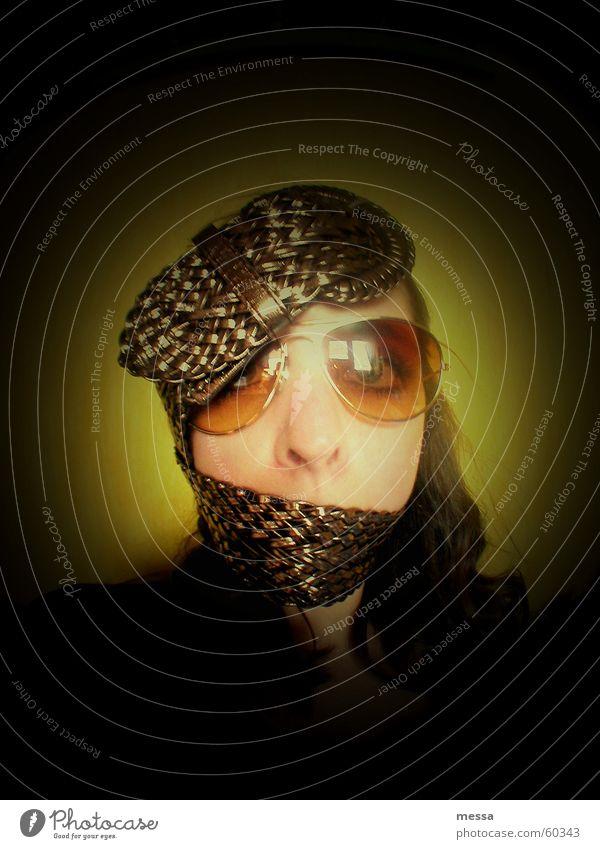 gürtelkopf gelb gold Brille niedlich Sonnenbrille Gürtel