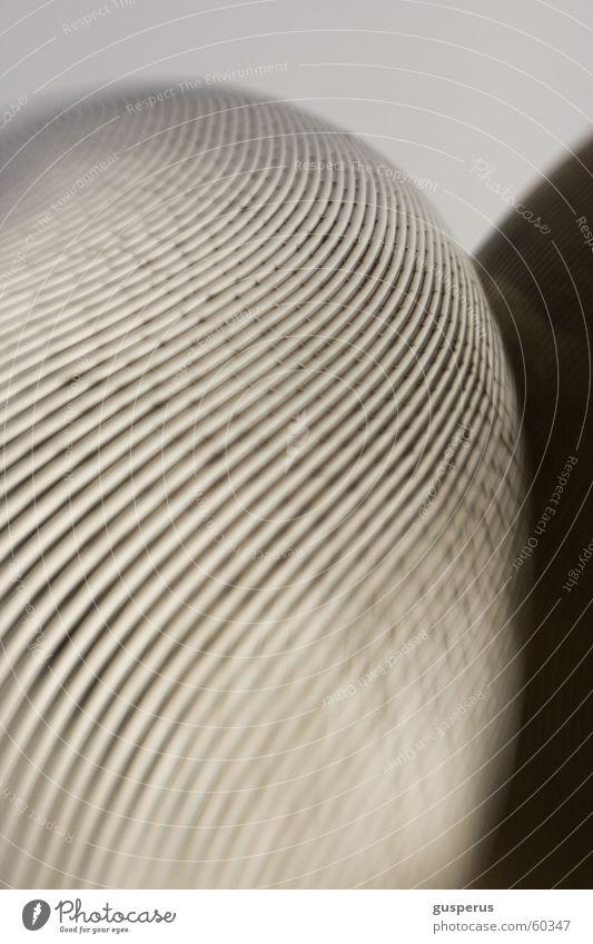 Linien Farbe träumen Metall weich Dinge Dynamik sanft angenehm nachsichtig