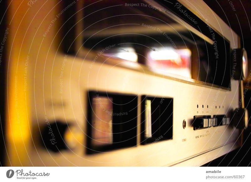 hier spielt die Musik... ruhig Kraft Stillleben Radio Aktien laut