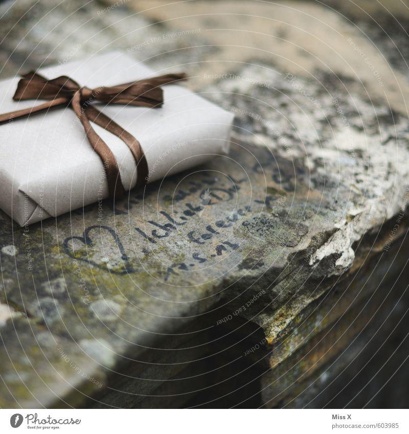 Ich liebe Dich Wand Gefühle Liebe Mauer Stimmung Schriftzeichen Herz Zeichen Geschenk Romantik Information Verliebtheit Verpackung Schleife Sympathie Paket