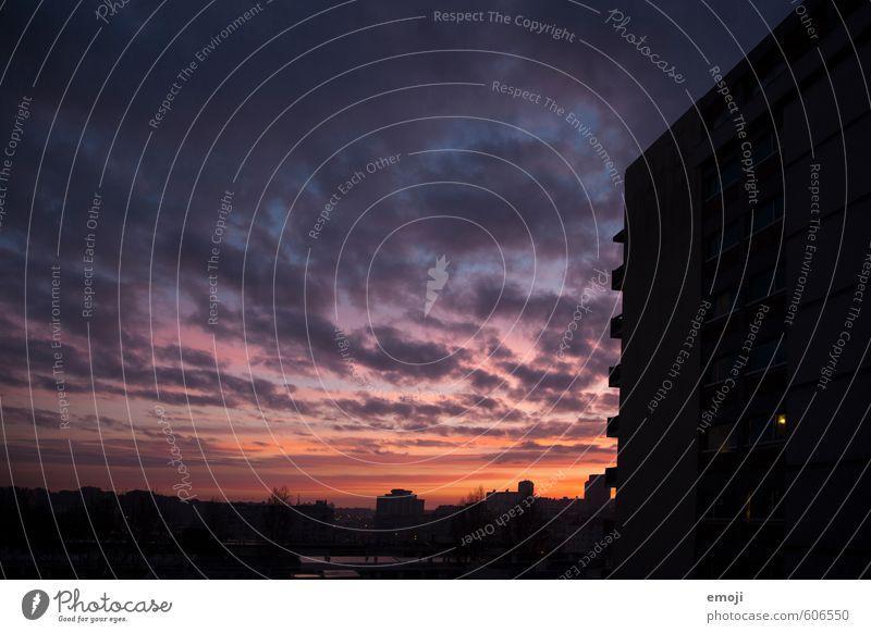 Lisboa III Himmel Natur Stadt Wolken Haus Umwelt natürlich
