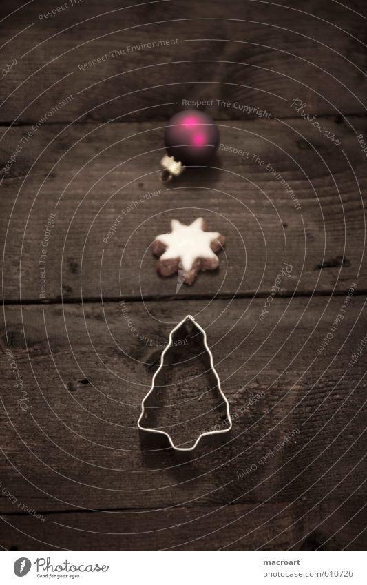 weihnacht Weihnachten & Advent Christbaumkugel Zimtstern Stern (Symbol) Backwaren keksform keksförmchen plätzchenform plätzchenförmchen braun