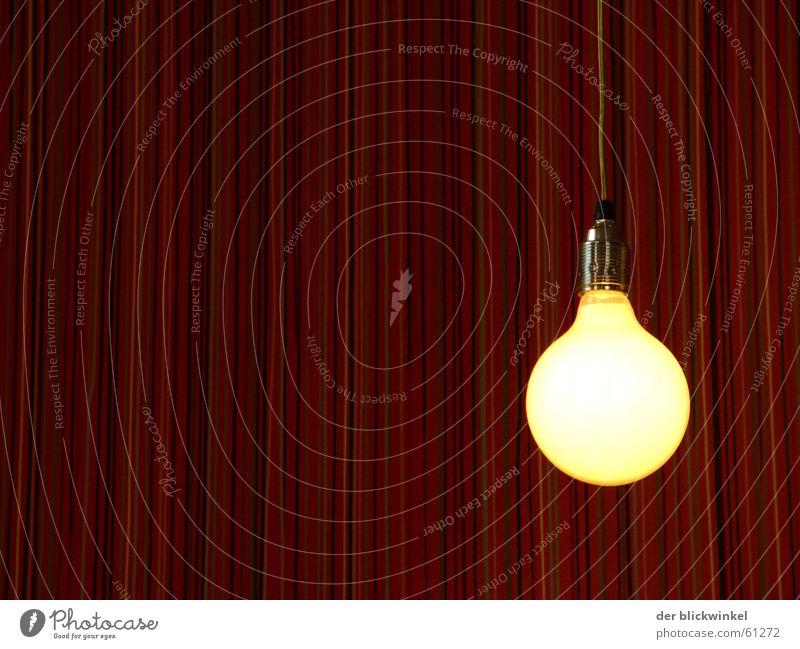 streiflicht Stimmung Glühbirne Reaktionen u. Effekte