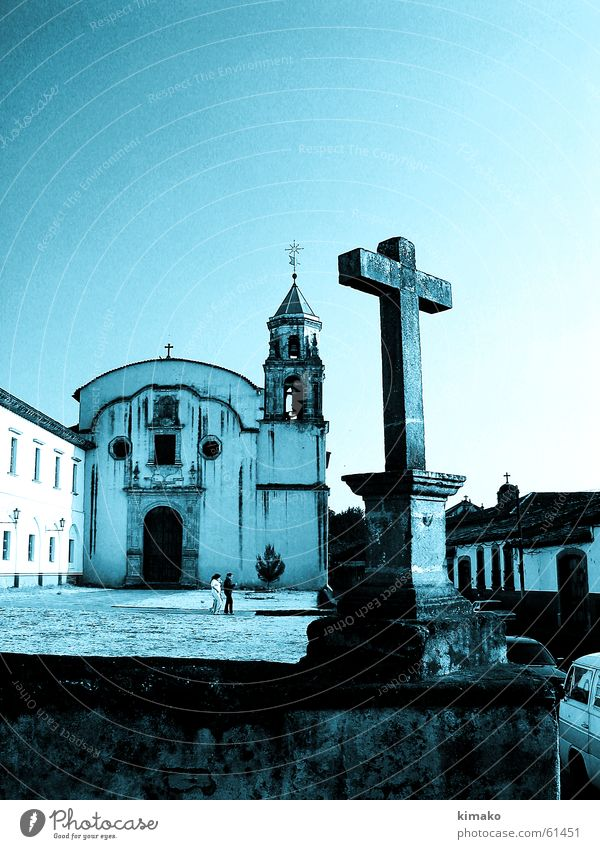 Old place of faith II alt Religion & Glaube Mexiko Gotteshäuser