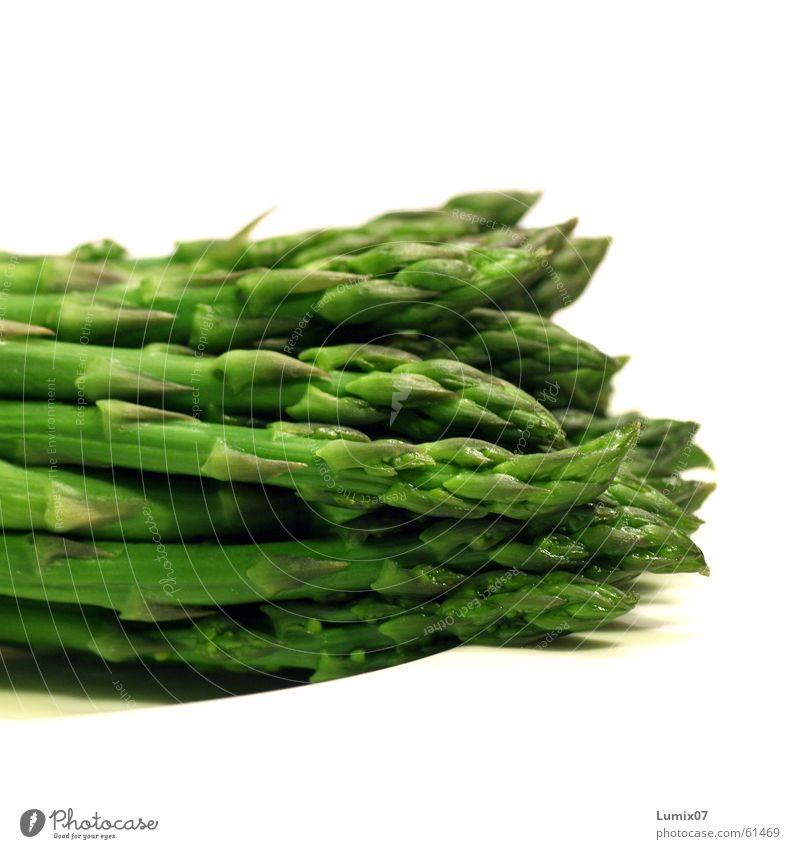 Spargel grün grün Spargel