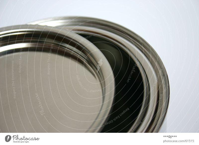 Dose die I Farbe Metall offen Gully schließen Blech aufmachen Behälter u. Gefäße