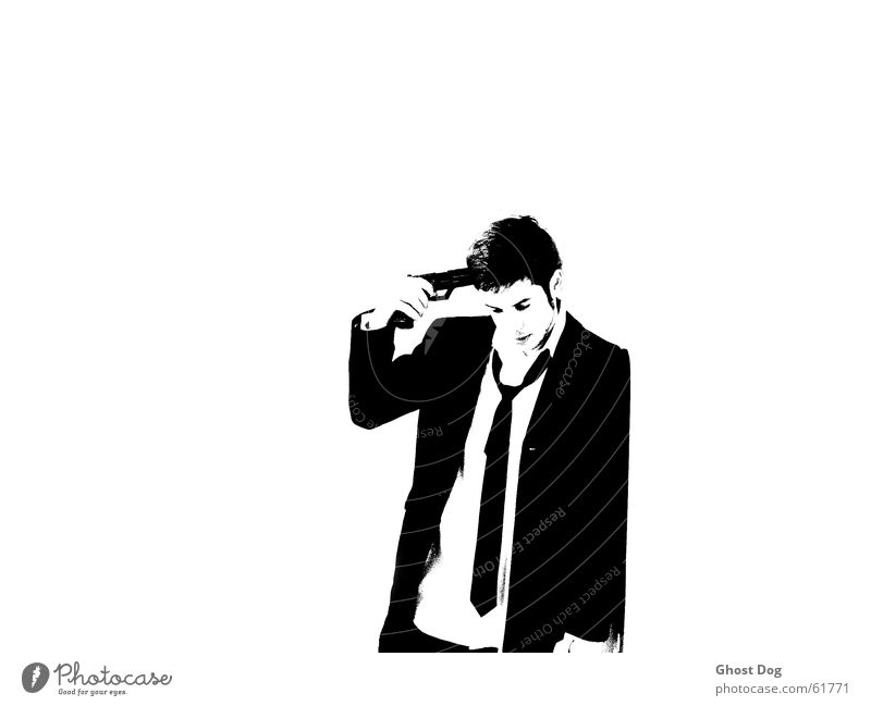 suicide Waffe Selbstmord reservoir dogs