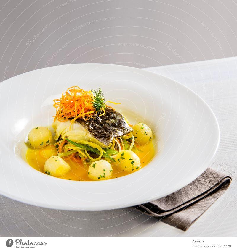 winterkabeljau Gesunde Ernährung Stil Gesundheit Lebensmittel elegant Design frisch ästhetisch Sauberkeit Kochen & Garen & Backen Fisch rein Gemüse