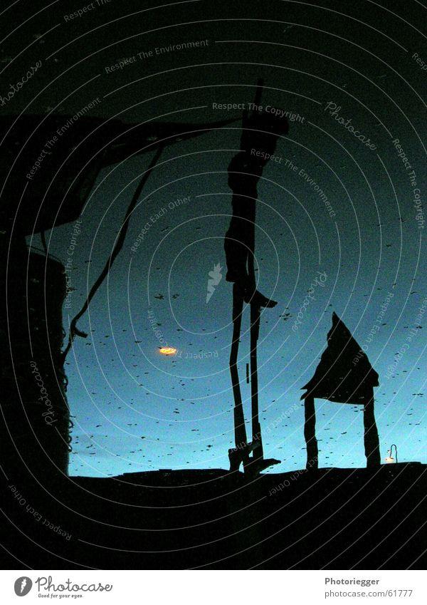 wieder ein Märchen? Mensch Wasser Haus Wasserfahrzeug Kunst Hafen Laterne Skulptur Pfosten wirklich gezeichnet Anime Oslo