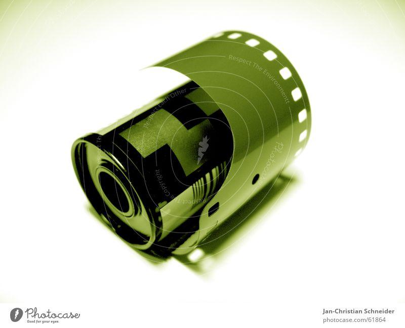 Negativ.... grün Filmindustrie Fotokamera analog erleuchten negativ