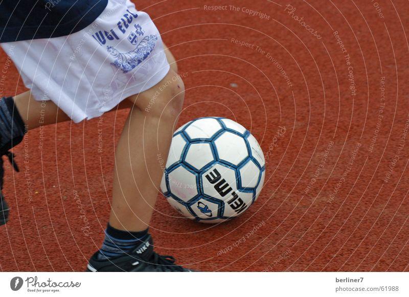 Fussballfieber Ball Rasen Weltmeisterschaft Ballsport Tartan