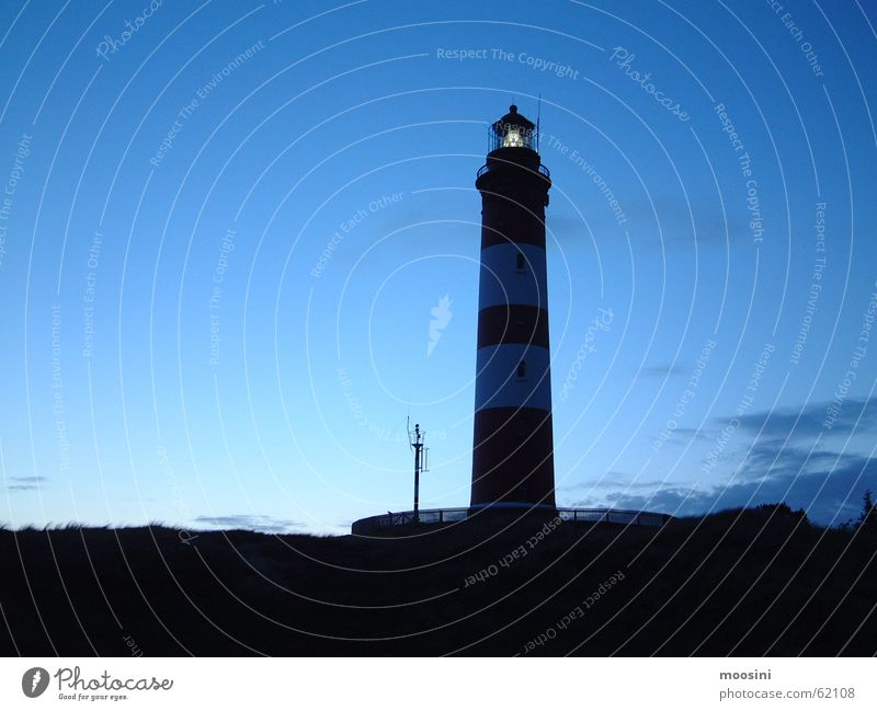 Leuchtturm auf Amrum Leuchtturm Nordsee Amrum