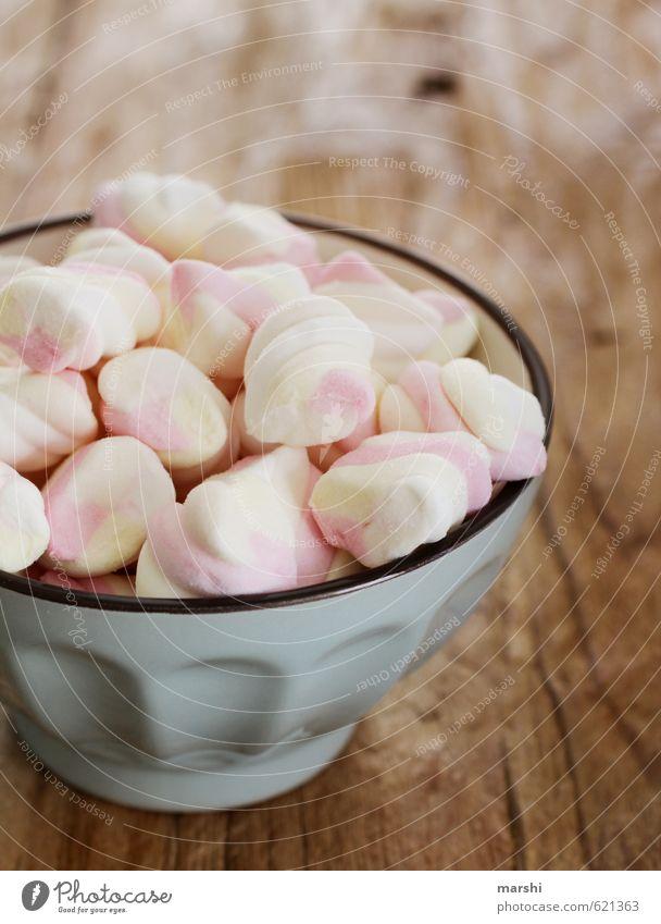 MARSHImallows Essen Lebensmittel Ernährung süß Süßwaren lecker Schalen & Schüsseln Zucker Dessert verführerisch Kalorie