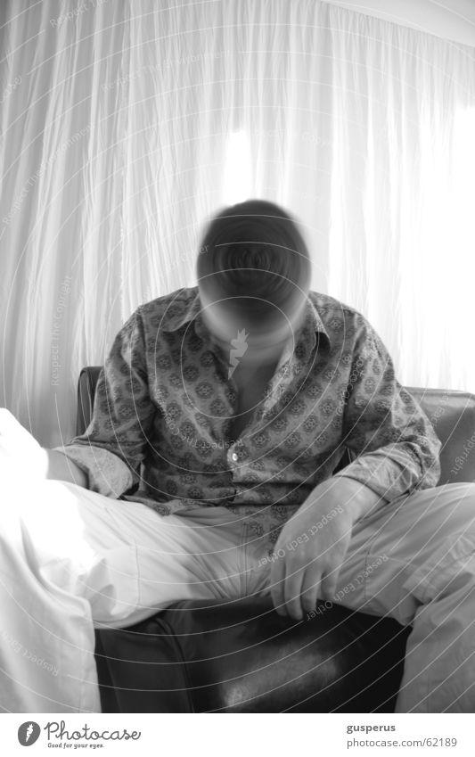 propellerhead drehen Bewegung Krankheit Patient Fernbedienung Unschärfe unerkannt hell bw incognito rotate protection motion in motion sick doctor