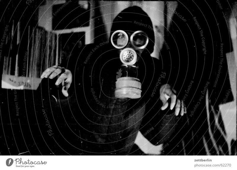 Mein Bruder Schutz Maske Gas Aussehen Witz Monster verkleiden Angriff erschrecken Krimskrams Atemschutzmaske Schutzmaske Giftgas