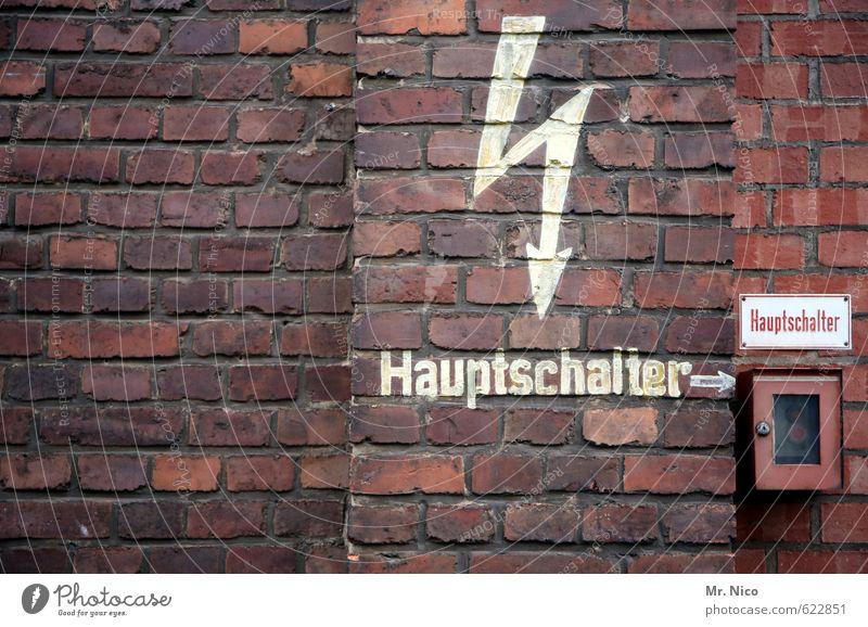 powerpoint Technik & Technologie Industrieanlage Fabrik Bauwerk Gebäude Mauer Wand Fassade Zeichen Schriftzeichen Schilder & Markierungen Hinweisschild