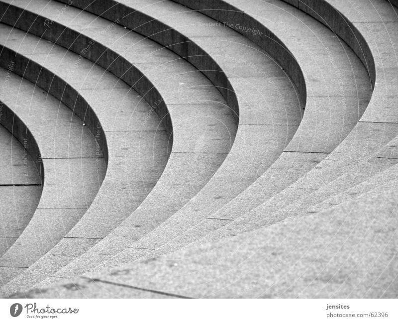 you got me floatin' rund Ecke Treppe Stein Bewegung Dynamik Kurve Strukturen & Formen shape stones step motion round pattern structure