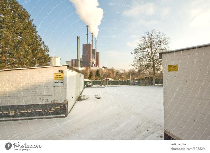 Energiewende Lichterfelde Natur Stadt Winter kalt Umwelt Wand Mauer Berlin Schneefall Arbeit & Erwerbstätigkeit Wetter Business Energiewirtschaft Erfolg Klima