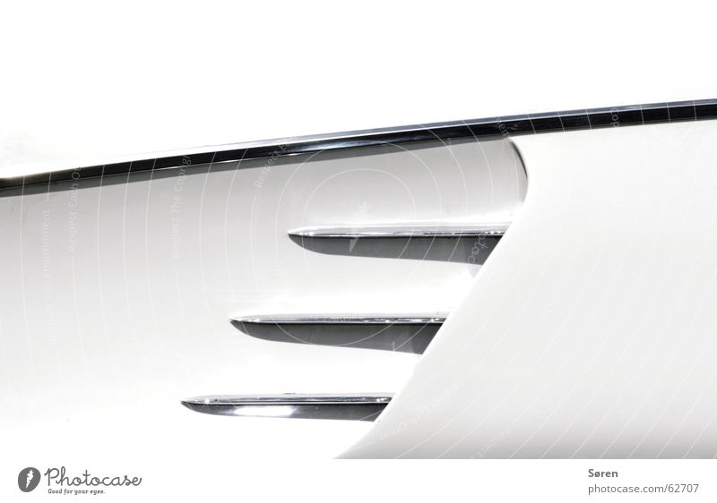 Triebwerk Oldtimer elegant Muscle-Car PKW Strukturen & Formen USA corvette Dynamik alt