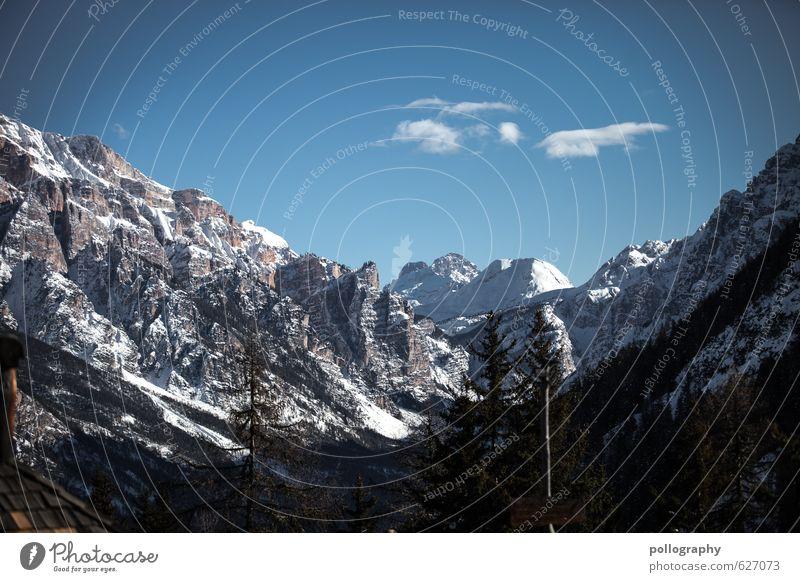 ^-^___^^-^^ Himmel Natur Ferien & Urlaub & Reisen Pflanze Sonne Landschaft Wolken Ferne Winter Wald Umwelt Berge u. Gebirge Gefühle Schnee Freiheit Stimmung