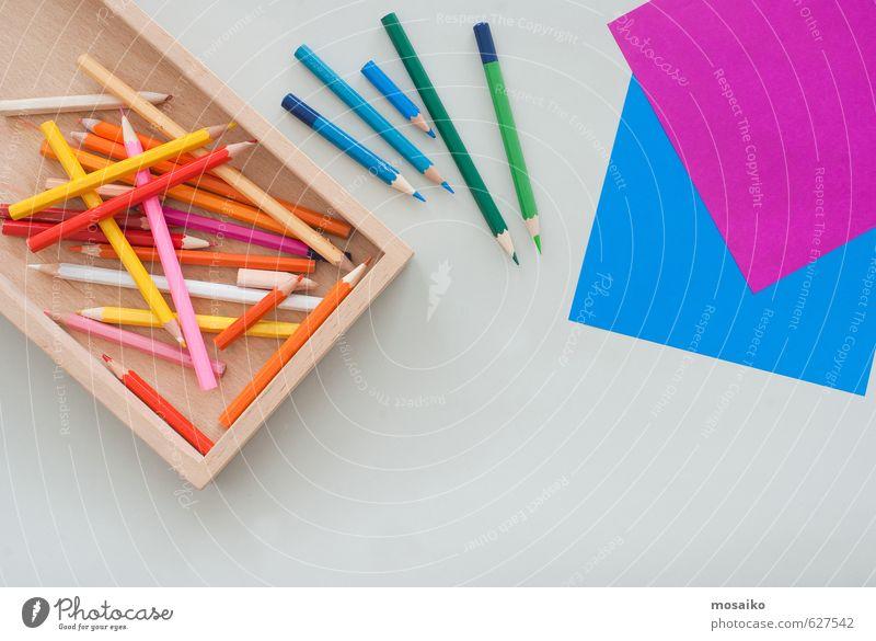 Farbe Architektur Kunst Schule Arbeit & Erwerbstätigkeit Büro Design lernen Kreativität planen Bildung Gemälde Beruf Team Gerät Teamwork