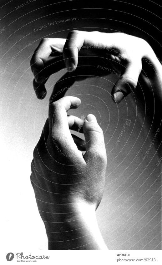 Bedrohung Hand Angst bedrohlich Gewalt Schmerz kämpfen Verschiedenheit Krallen