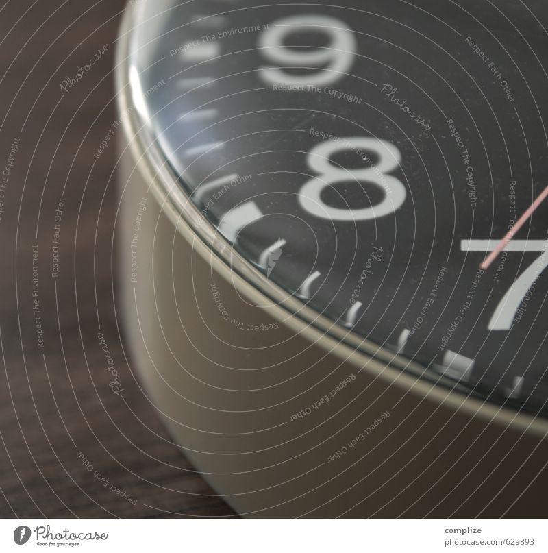 Die Zeit Innenarchitektur sprechen Holz Lifestyle Business Wohnung Büro Uhr Erfolg Geschwindigkeit lernen retro Güterverkehr & Logistik Gelassenheit rennen