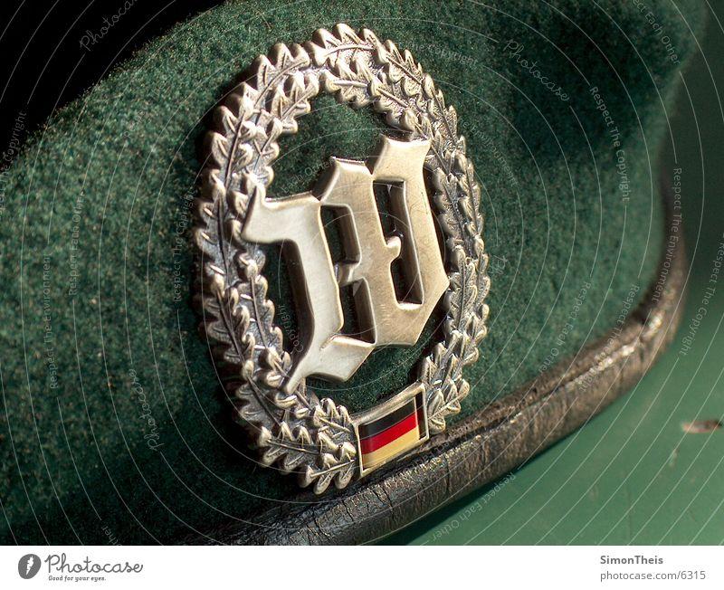 Barettabzeichen Dinge Bundeswehr Abzeichen WachBataillion WachBtl.